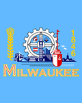 milwaukee flag and logo