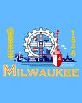 milwaukee flag and logo